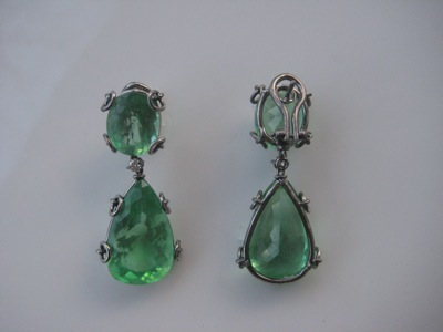 #ER016 Dead Drop Emerald