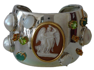 EROS & PSYCHE CUFF - ITALIAN COLLECTION