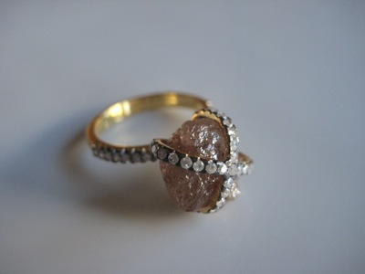 #R028 PINK DIAMOND IN THE ROUGH - SOLD
