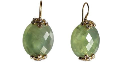 DIAMOND CLUSTERED CHALCEDONY