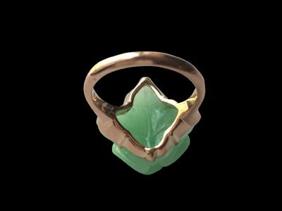 #R055 Frog Ring $ 2,980.00