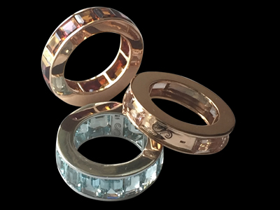 wheelband rings