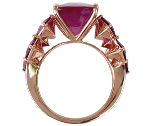 Princess in Pink Ring